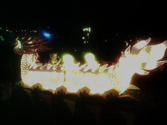 Lantern Festival & Nikau Caves