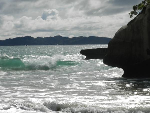 A Quick Trip to Hahei, Hot Water Beach, and Cathedral Cove