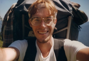 Olympic National Park, July 25, 1989