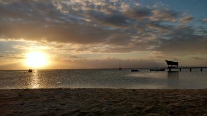 Leleluvia Sunset