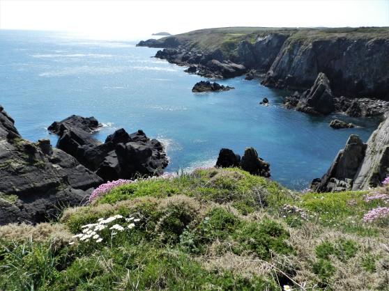 Cliffs St Non's
