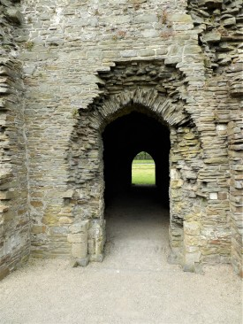Neath Abbey Doorway