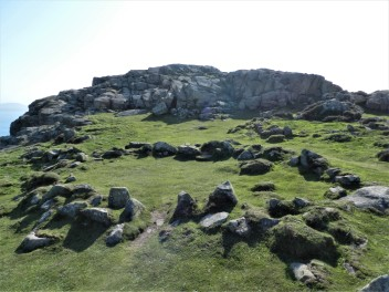 Stone Circles, St. David's Head