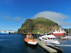 Heimaey Island Harbour