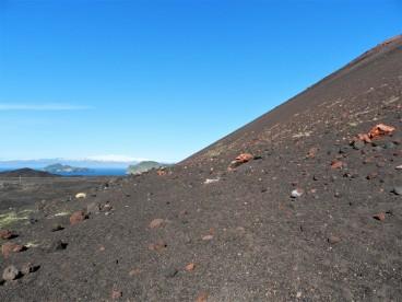 Eldfell Volcanic Cone