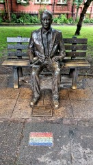 Alan Turing Monument