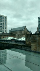 View from Manchester Art Callery