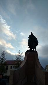 Leifur Eiríksson Statue