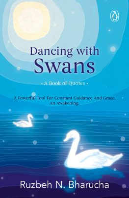 cover Dancing with Swans