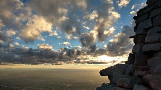Sandia Western View